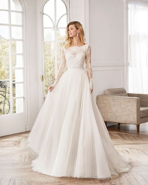 4 vestidos de noiva: qual é o seu? 3