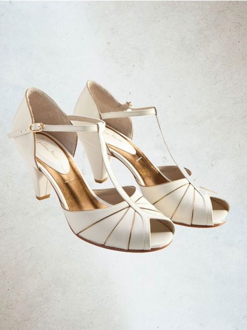 4 sapatos de noiva: qual é o seu? 1