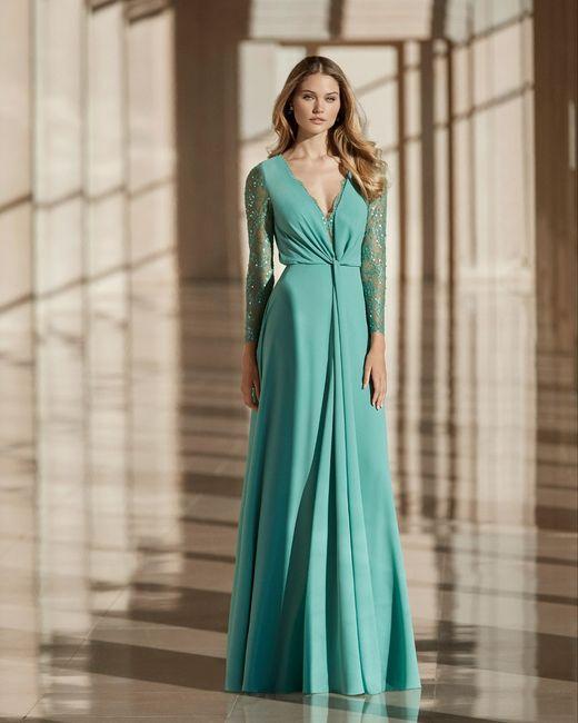 Look para as mães dos noivos: que vestido você prefere? 💃 8