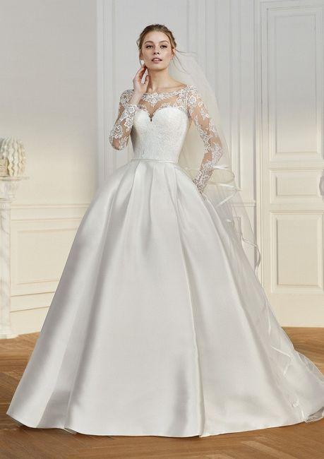 👗 Batalha de casamento: o vestido! 1