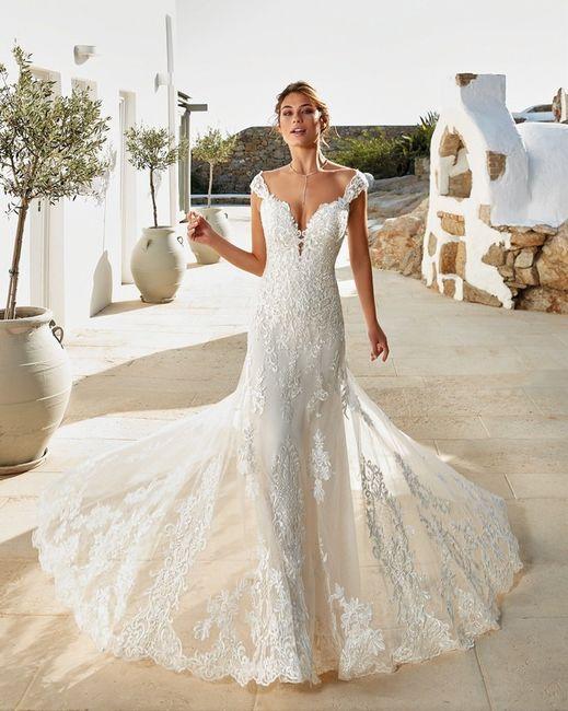 👗 Batalha de casamento: o vestido! 2