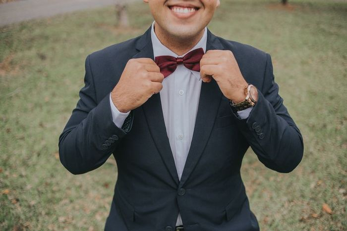👔 Batalha de casamento: a gravata 2