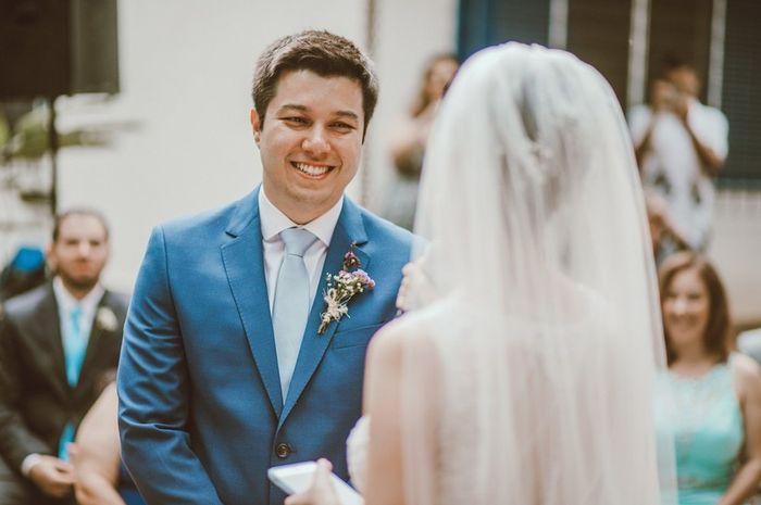 👔 Batalha de casamento: a gravata 1