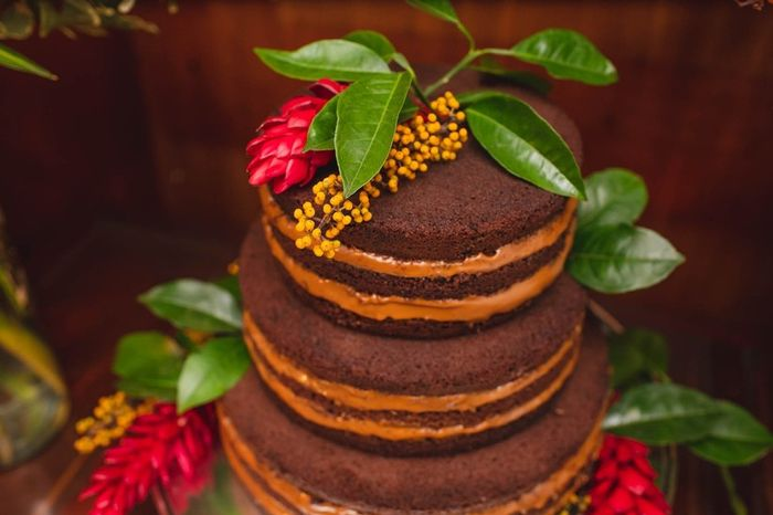 🍰 Batalha de casamento: o bolo 1