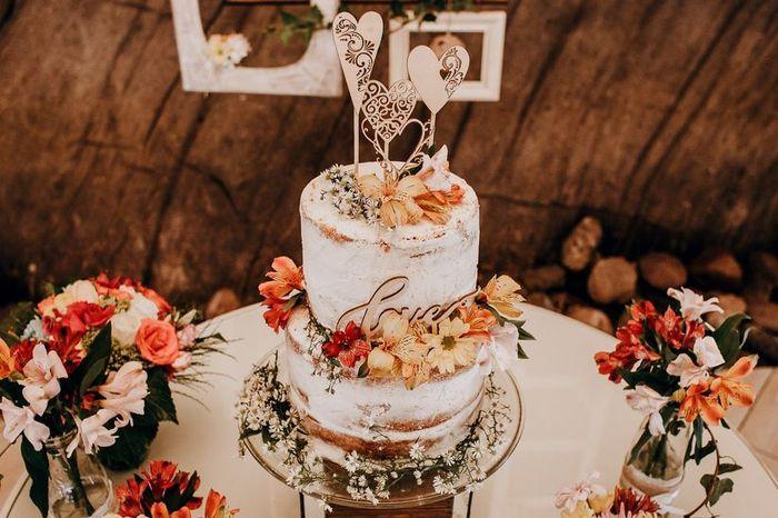 🍰 Batalha de casamento: o bolo 2