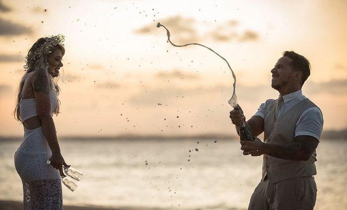 Três cenários para elopement wedding: qual ganha seu coração? 💜 1