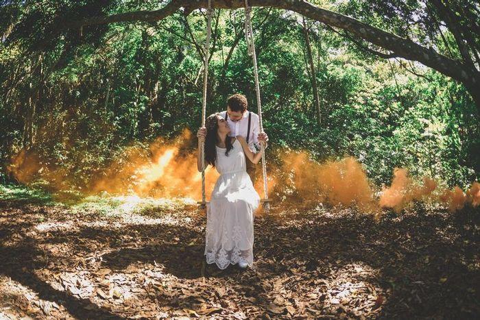 Três cenários para elopement wedding: qual ganha seu coração? 💜 2