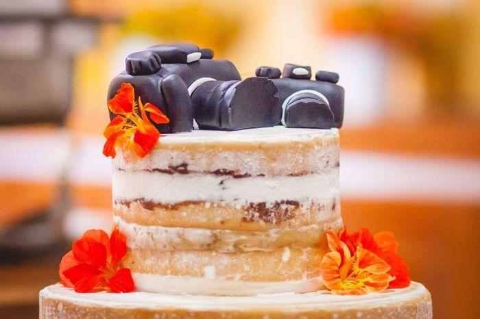 Quantos bolos terá no seu casamento? 1