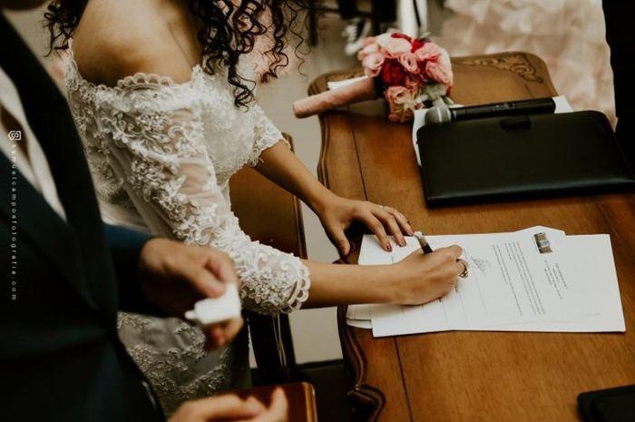 Sabe quando pode marcar o casamento no cartório? 1