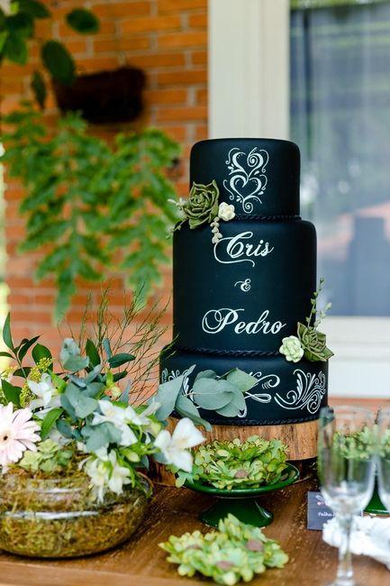 Sabe o que significa o termo chalkboard em casamentos? 1