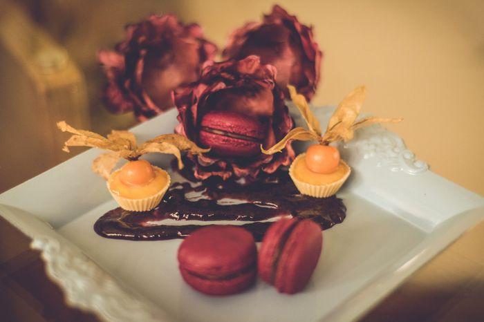 Qual destes doces no sabor chocolate incluiria no seu casamento? 1