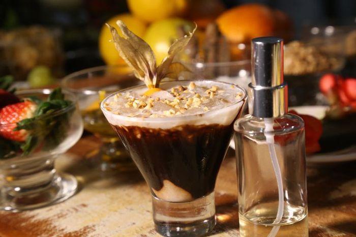 Qual destes drinques sem álcool incluiria no seu casamento? 1