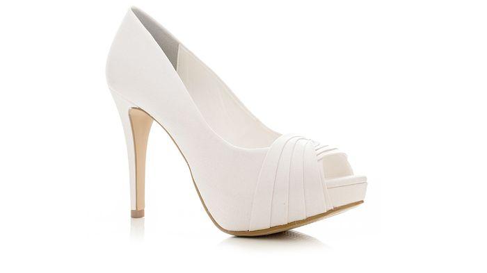 Como você customizaria este sapato de noiva? VOTE! 1