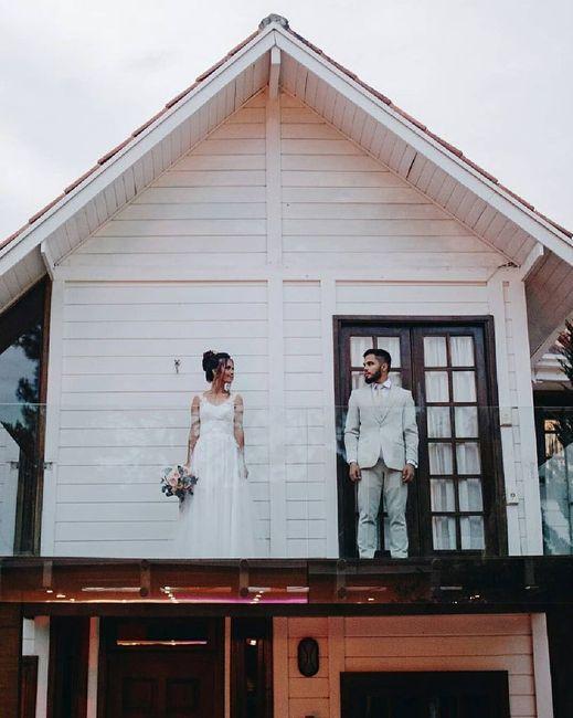 Como você define sua família sobre os preparativos do seu casamento? 1