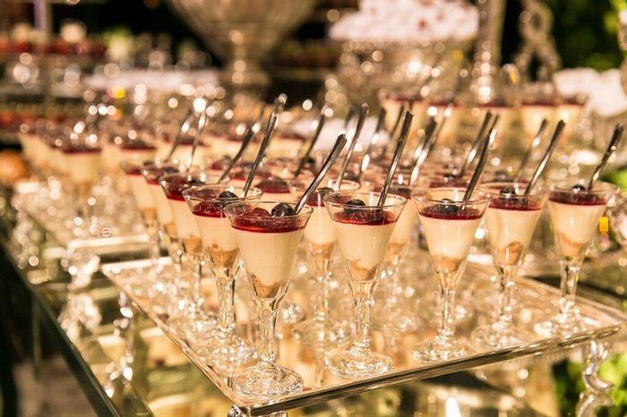 4 ideias! Como você serviria um cheesecake no seu casamento? 🍮 4