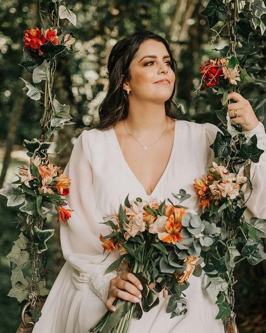 Que tipo de noiva é você no dia C? 👰 4