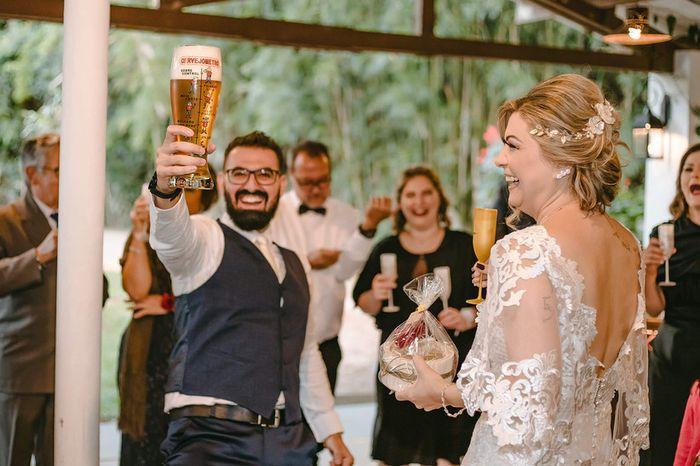 Casamento sem open bar: faria ou não faria? 2