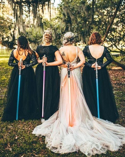 Algo temático no casamento... qual destes temas você escolheria? 4
