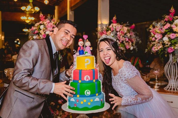 Algo temático no casamento... qual destes temas você escolheria? 6