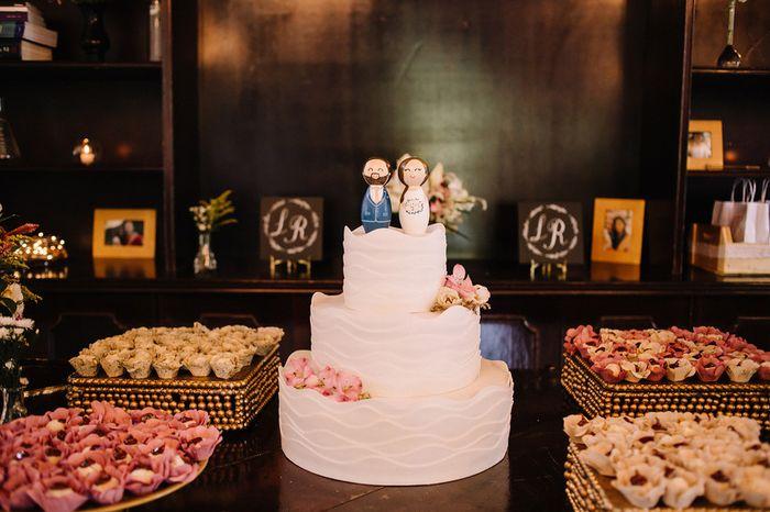 Congelar parte do bolo do casamento por um ano: tá na moda ou é cringe? 1