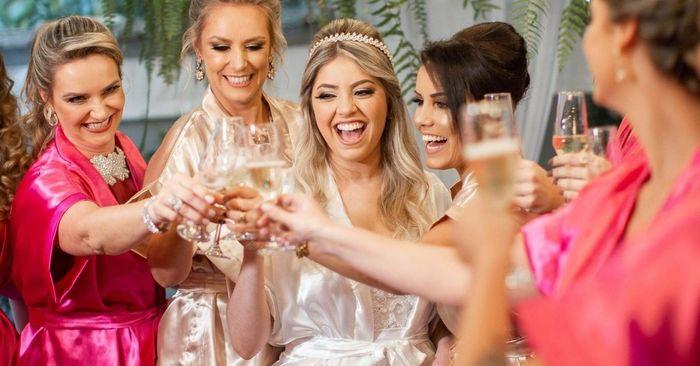 10 motivos para fazer o dia da noiva no local do casamento 1