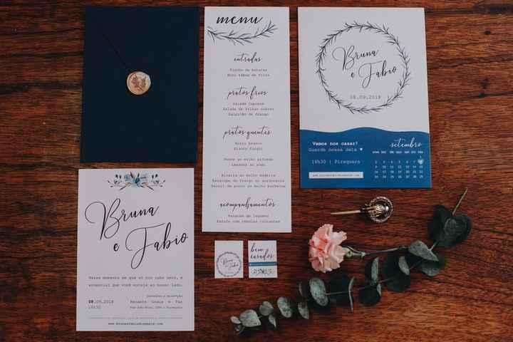 Convite de casamentos: dúvidas e respostas! ✉ - 3