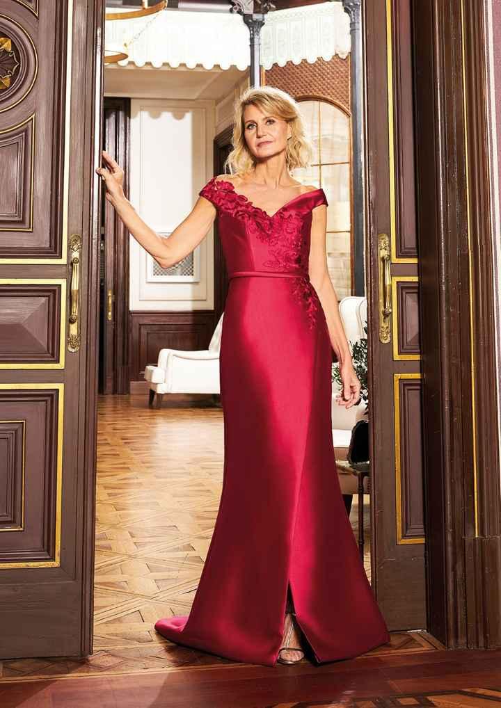 Look para as mães dos noivos: que vestido você prefere? 💃 - 1