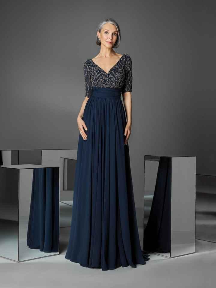 Look para as mães dos noivos: que vestido você prefere? 💃 - 3