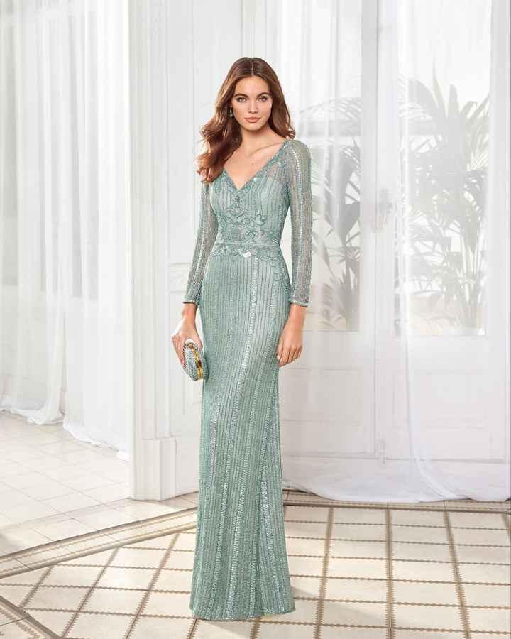 Look para as mães dos noivos: que vestido você prefere? 💃 - 5
