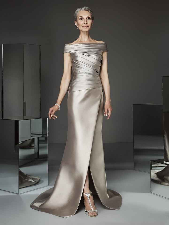 Look para as mães dos noivos: que vestido você prefere? 💃 - 6