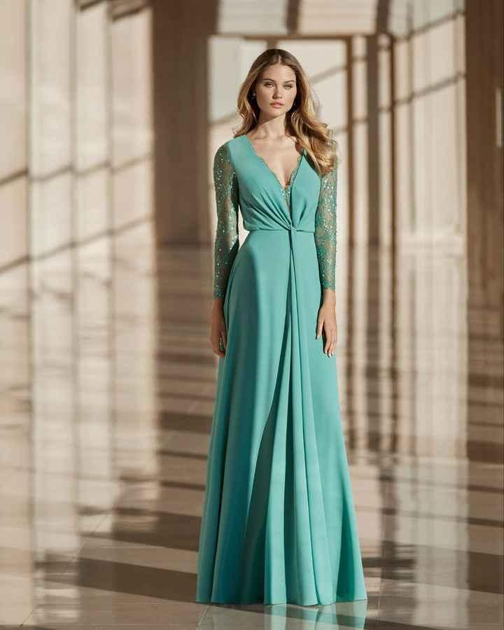 Look para as mães dos noivos: que vestido você prefere? 💃 - 8