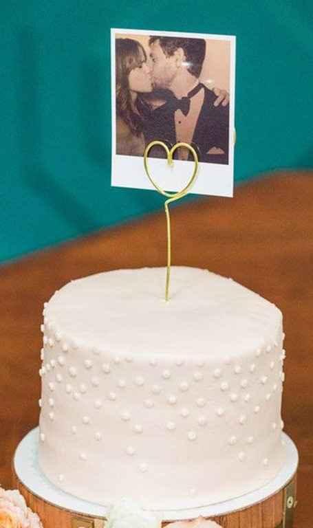Topo de bolo, ter ou não ter? - 1