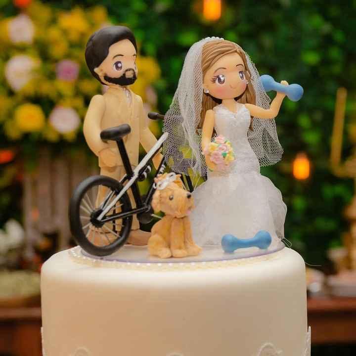 No topo do bolo: seu hobby ou sua profissão? - 1