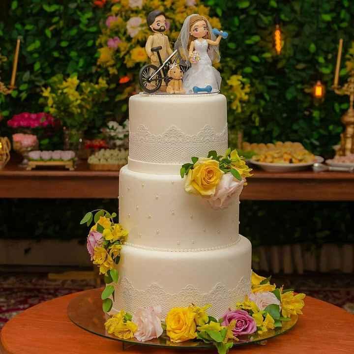 No topo do bolo: seu hobby ou sua profissão? - 2