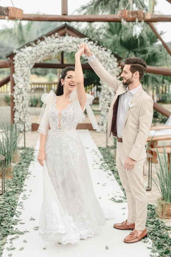 Ganhadora da 93ª edição do sorteio do Casamentos.com.br! - 1