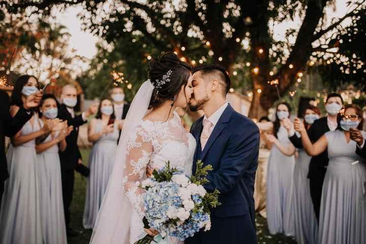 Casamento com mais de 10 casais de padrinhos: faria ou não faria? - 1