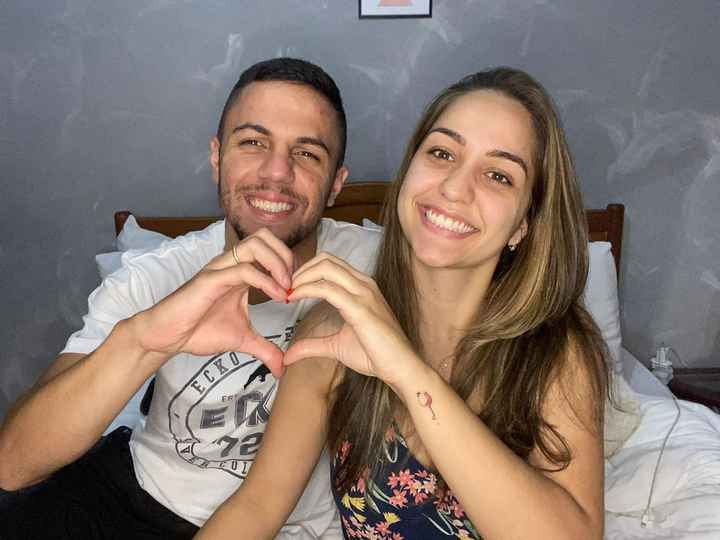 Ganhadora da 97ª edição do sorteio do Casamentos.com.br! - 2