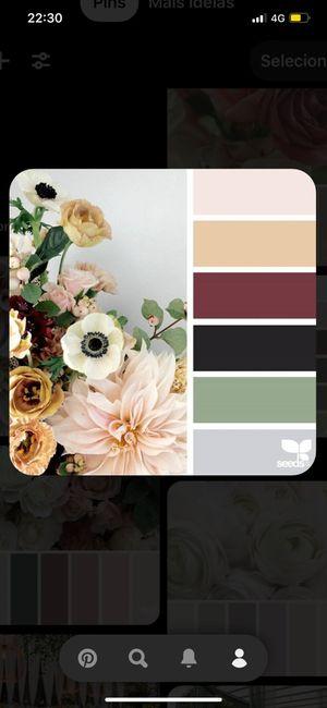 Paleta de cores e o Circulo Cromático ♥ 13