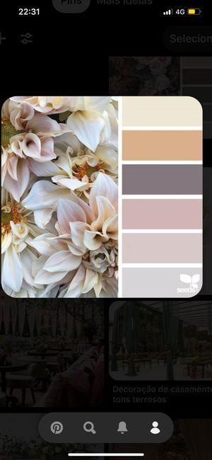Paleta de cores e o Circulo Cromático ♥ 14