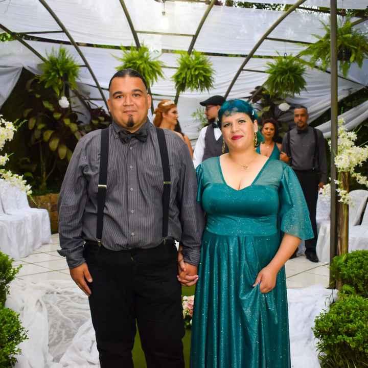 Casamento celta 💚 - 4