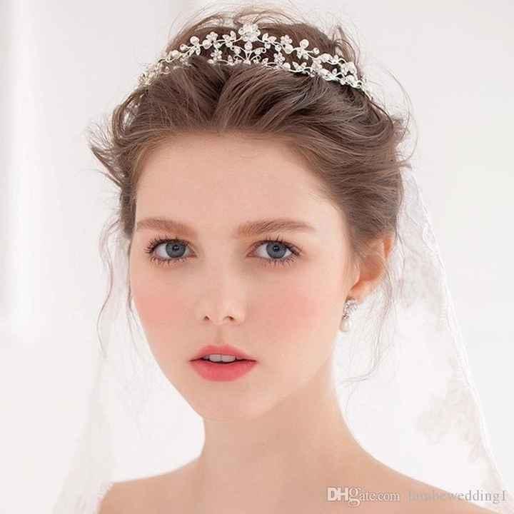 Minha tiara para o dia C! #vemver - 2