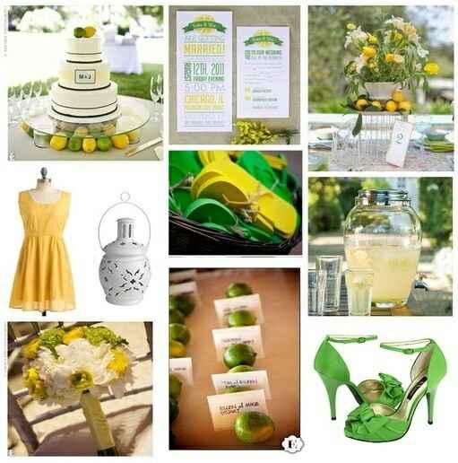 """Paletas de cores: """"20 cores inusitadas para você usar no seu casamento""""#vemver *--* - 1"""