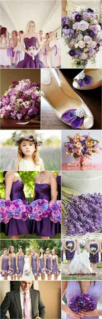 """Paletas de cores: """"20 cores inusitadas para você usar no seu casamento""""#vemver *--* - 18"""
