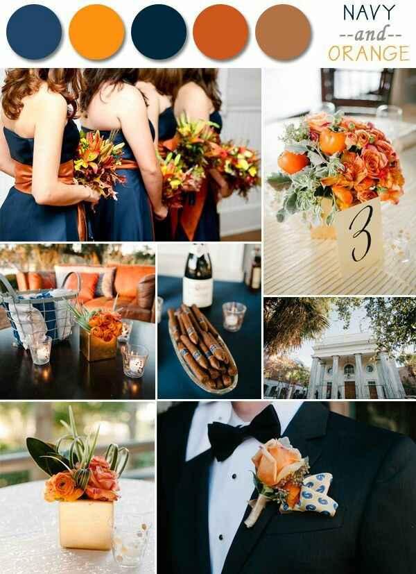 """Paletas de cores: """"20 cores inusitadas para você usar no seu casamento""""#vemver *--* - 19"""