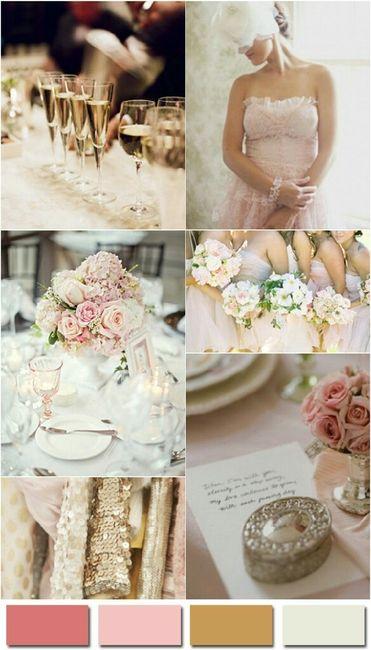 """Paletas de cores: """"20 cores inusitadas para você usar no seu casamento""""#vemver *--* - 20"""