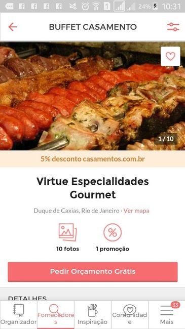 Buffet de churrasco duque de caxias - 1
