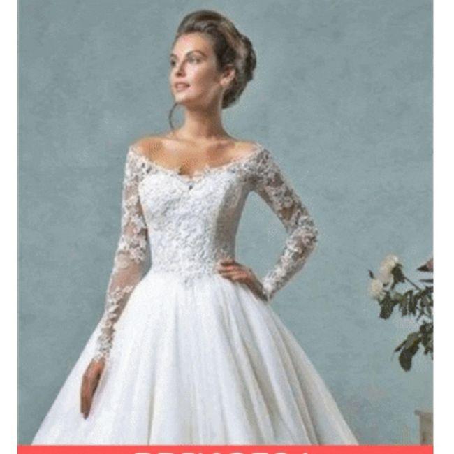 TIRE UM PRINT para decidir o vestido 15