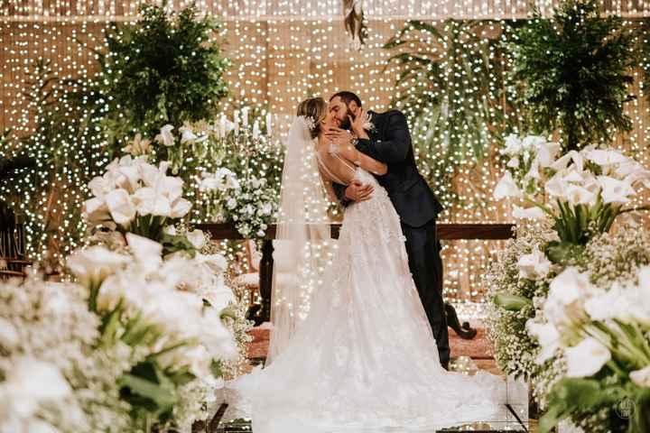 Minhas escolhas para o dia de noiva - Ana Clara - 5