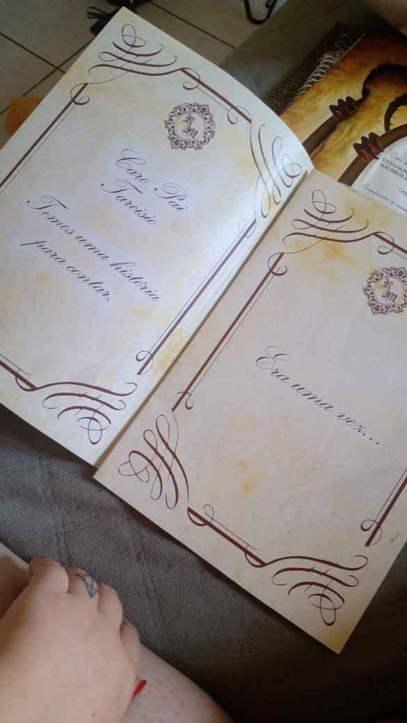 Convites padrinho festa temática - 6