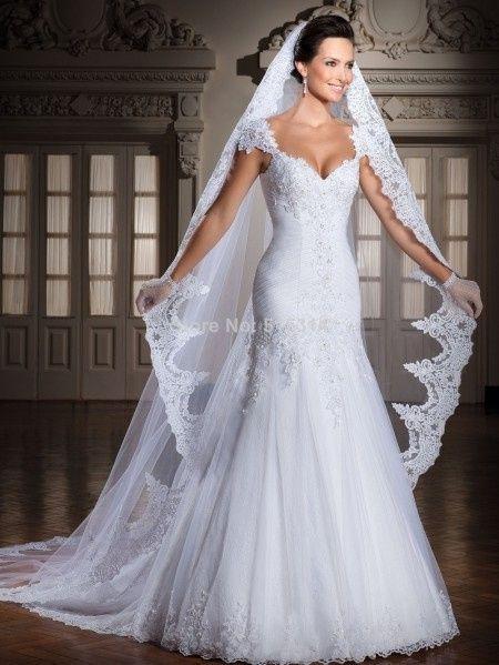 Sweetheart lace bridal gown vestido de noivas wedding 1894306604 html